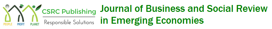 Journal of Business and Social Review in Emerging Economies