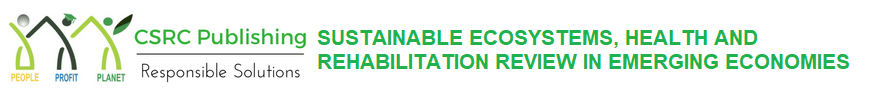 Sustainable Ecosystems, Health and Rehabilitation Review in Emerging Economies (SEHAR)