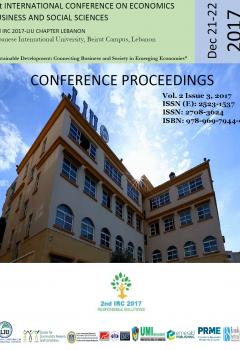 2nd IRC 2017-LIU Chapter Beirut Lebanon